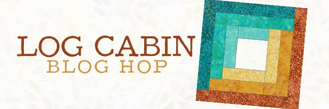 Log Cabin Blog Hop and Giveaway